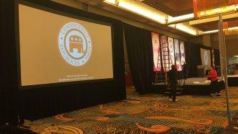 Connecticut Republicans Open State Political Convention