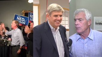 Candidates For Governor Make Final Campaign Push Before Election