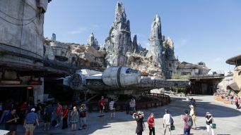 The Force Is Now With Disney World, But the Weather Isn't