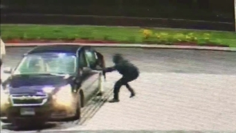 Gas Station Car Theft in Wolcott