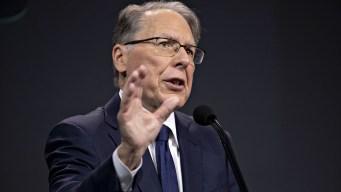 Weakened But Unbowed, NRA Head Digs in Against Gun Control