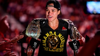 Amanda Nunes Wins Big, Jon Jones Squeaks Decision at UFC 239