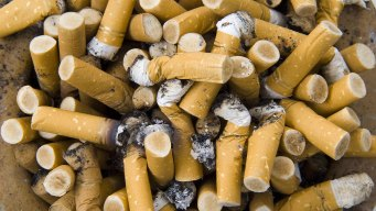 California Surfer Makes Board Using 10,000 Cigarette Butts