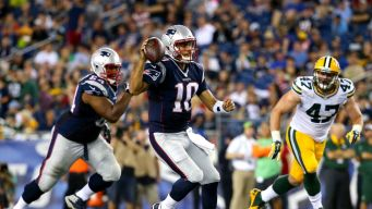 Patriots Fall to Packers, 22-11