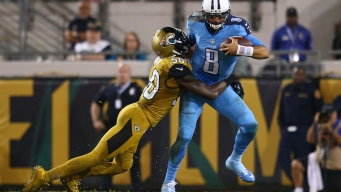 Facing Jets, Titans Have Mariota and ...?