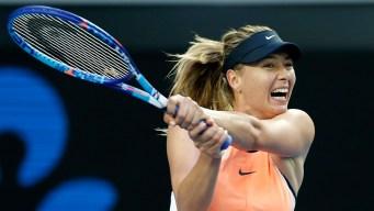 Sharapova's Doping Ban Cut Down to 15 Months