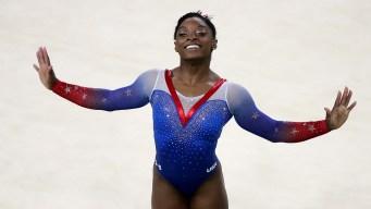 Simone Biles to Carry US Flag at Rio Closing Ceremony