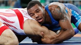 Wrestler Jordan Burroughs Loses Second Match, Fails to Medal