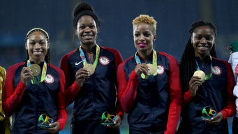 Rio Day 15: US Grabs More Gold Medals in Track