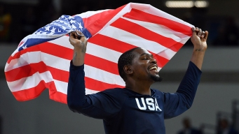 Durant Nets 30, Team USA Cruises to Gold Medal Victory