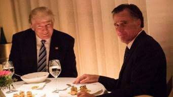 Romney's Bid for Senate Could Revive Trump Rift: Analysis