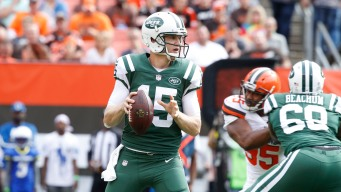 Jets Soar Past Winless Browns, 17-14