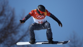 Snowboarder Eyes Comeback After Breaking Neck at Olympics