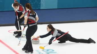 South Korean 'Garlic Girls' Sensation Make Curling Finals