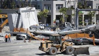 1st Lawsuit in Miami Bridge Collapse Claims Negligence