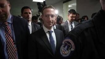 'Are You Human': Internet Pokes Zuckerberg at Hearings