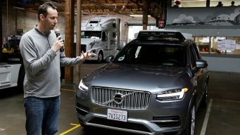 Ex-Google Engineer Charged in Uber Self-Driving Theft Case