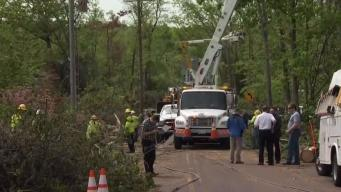 Hamden Continues Storm Cleanup Efforts