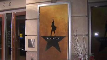 Hamilton Opens Tonight in Hartford