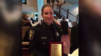 Hartford Officer Stabbed in Neck Is Alert: Police