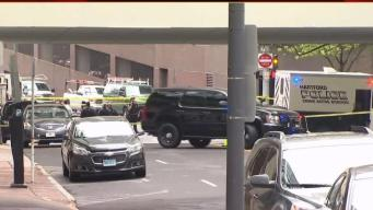Hartford Police Officer Stabbed in the Neck