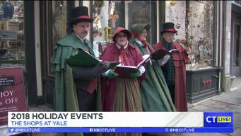 Holiday Happenings in New Haven