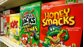 CDC Links Honey Smacks With Salmonella