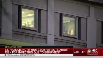 Hospital Warns of Infection Risk