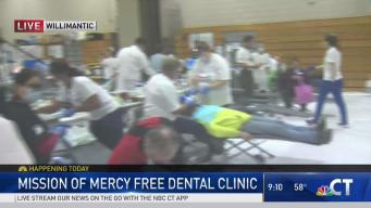 Hundreds Expected For Free Dental Clinic