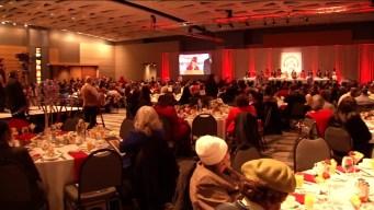 Hundreds Honor MLK and Raise Money for Scholarships