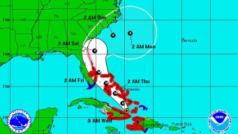 Hurricane Matthew Likely to Miss Connecticut