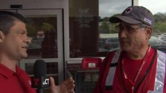 Hurricane Florence Relief Drive Underway