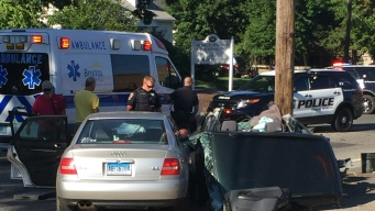 Route 6 in Bristol Opens Following Accident
