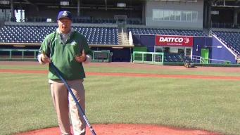 In Their Shoes: Hartford Yard Goats Field Manager