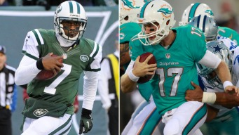 Jets Have Chance to Sink Dolphins' Playoff Hopes