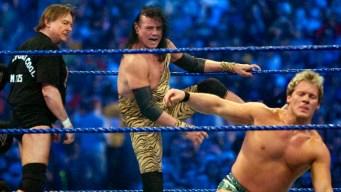 Dozens of Wrestlers Sue WWE Over Injuries