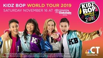 Kidz Bop World Tour 2019 VIP Ticket Sweepstakes