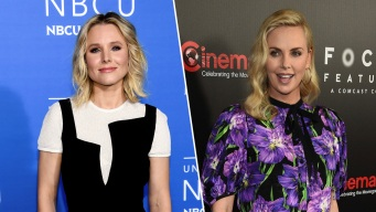 Kristen Bell, Charlize Theron Gush Over Their Rescue Dogs