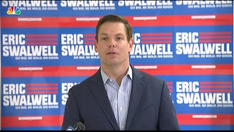 Swalwell Drops Out of 2020 Presidential Race