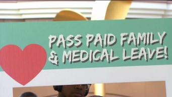 Lawmakers Considering Proposal on Paid Family Medical Leave