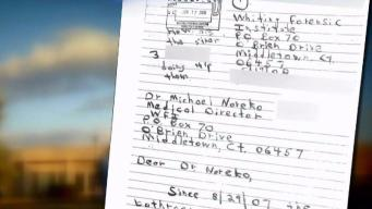 Letters From Whiting Patient at Center of Abuse Investigation