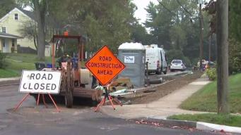 MDC Continues to Make Repairs After Sewer Blockage