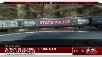 Man Arrested in Death of Missing Sterling Teen