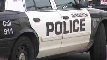 Man Suffers Serious Injuries After Crashing Moped into Vehicle, Building in Manchester
