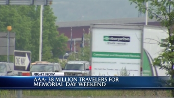 Many Expected to Travel on Memorial Day Weekend