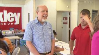 Markley Says Conservative Credentials Will Boost GOP Ticket