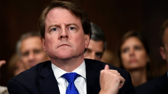 McGahn Must Comply With House Subpoena: Judge