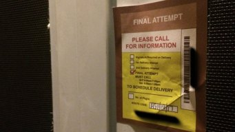 Residents Warned About Fake Delivery Tags Left on Homes