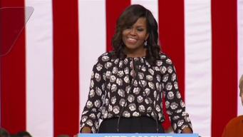 Michelle Obama: When They Go Low, We Go High — by Voting