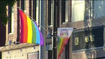 Middletown Gets Ready for Pride Parade